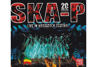 Ska-P - Live in Woodstock Festival (CD/DVD) - (CD + DVD Video)