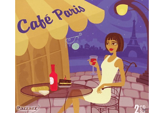 VARIOUS - Cafe Paris - (CD)