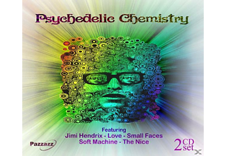 VARIOUS - PSYCHEDELIC CHEMISTRY - (CD)