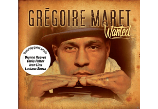 Gregoire Maret - Wanted - (CD)