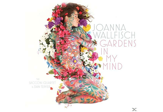 Joanna Wallfisch - Gardens In My Mind [CD]