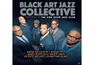 Black Art Jazz Collective - Presented By THE SIDE DOOR JAZZ CLZUB [CD]