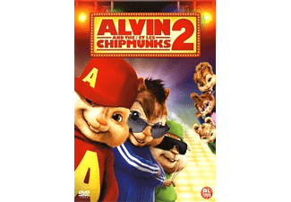 Alvin And The Chipmunks 2 - The Squeakquel | DVD