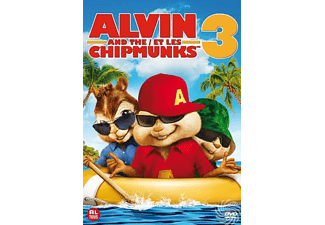 Alvin And The Chipmunks 3 - Chipwrecked | DVD
