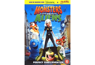 Monsters Vs Aliens | DVD
