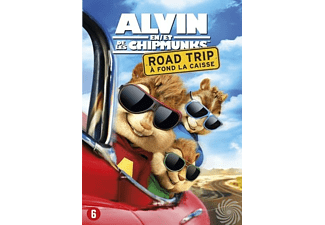 Alvin And The Chipmunks 4 - Road Trip | DVD