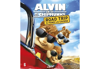 Alvin And The Chipmunks 4 - Road Trip | Blu-ray