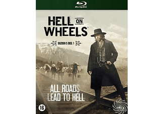 Hell On Wheels - Seizoen 5 Deel 1 | Blu-ray