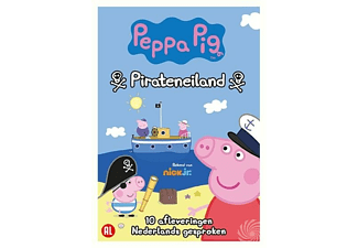 Peppa Pig - Pirateneiland | DVD