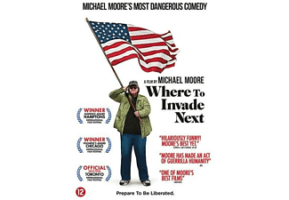 Where To Invade Next | DVD