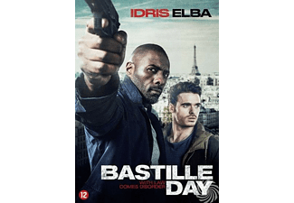 Bastille Day | DVD