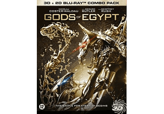 Gods Of Egypt (3D) | Blu-ray