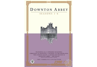Downton Abbey - Seizoen 1-6 | DVD