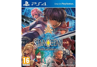 Star Ocean Integrity And Faithlessness | PlayStation 4