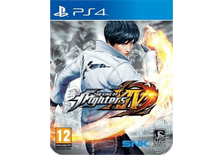 King Of Fighters XIV  (Day One Steelbook & DLC Edition) | PlayStation 4