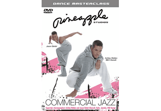 Pineapple Studios-Dance Masterclass Jazz - (DVD)
