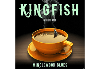 Kingfish With Bob Weir - Minglewood Blues - (CD)