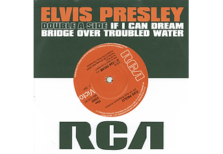 Elvis Presley If I Can Dream/Bridge Over Troubled Water Βινύλιο