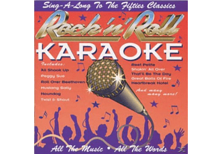 VARIOUS - Rock  N  Roll Karaoke - (CD)