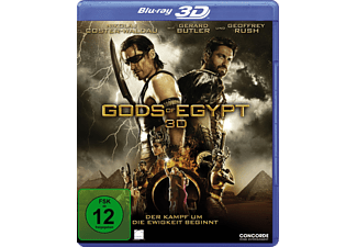 Gods of Egypt - (3D Blu-ray (+2D))