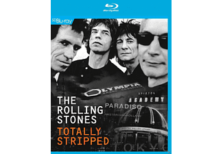 The Rolling Stones -  Totally Stripped [Blu-ray]