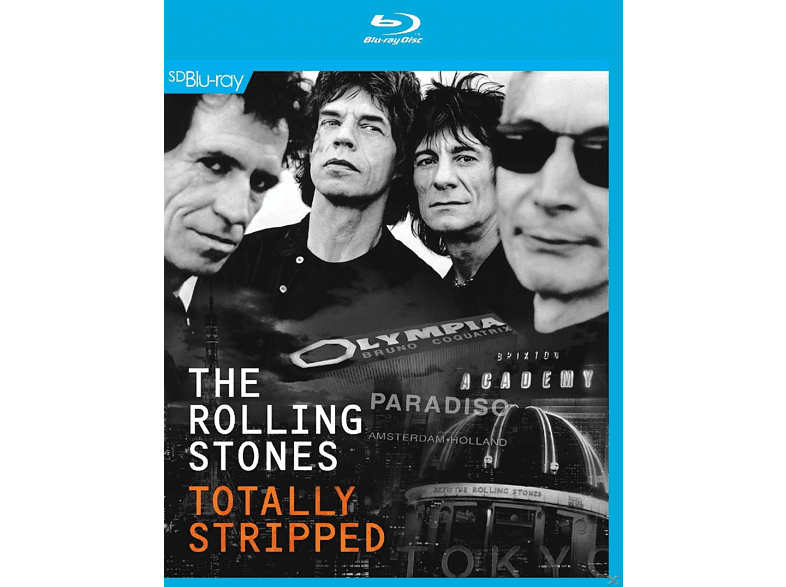 The Rolling Stones - Totally Stripped [Blu-ray] τηλεόραση   ψυχαγωγία μουσική dvds