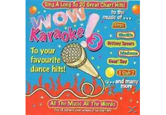VARIOUS - Wow! Karaoke To Your Favourite Vol. - (CD)