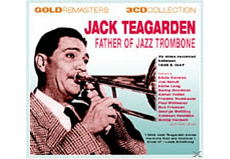 Jack Teagarden - Father Of Jazz Trombone (3cd) - (CD)