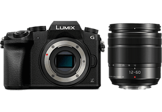 PANASONIC LUMIX DMC-G7M + 12-60MM
