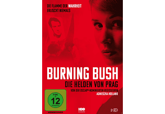 BURNING BUSH - DIE HELDEN VON [DVD]