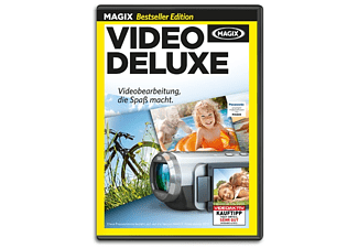 MAGIX Bestseller Video deluxe
