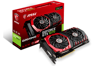 MSI GeForce® GTX 1070 Gaming X, 8GB GDDR5 (V330-001R)