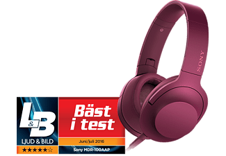 SONY MDR-100AAP - Rosa