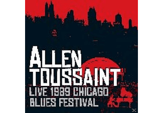 Allen Toussaint - Live 1989 Chicago Blues Festival - (CD)