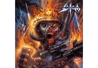 Sodom - Decision Day - (CD)