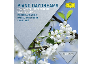 VARIOUS - Piano Daydreams [CD]