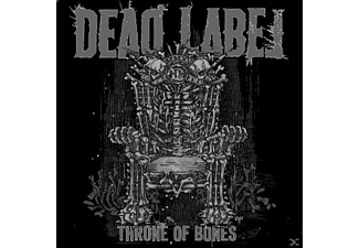 Dead Label - Throne Of Bones - (CD)