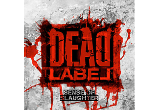 Dead Label - Sense Of Slaughter - (CD)