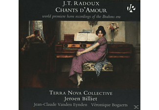 Jeroen Bille Terra Nova Collective - Chants d'Amour - (CD)