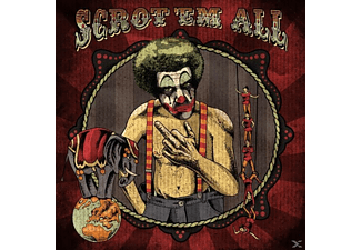 Scrotem - Scrot' Em All (+Download) - (Vinyl)