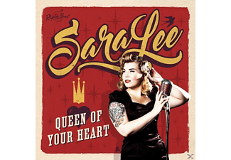 Sara Lee - Queen Of Your Heart - (CD)