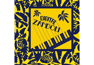 VARIOUS - Digital Zandoli [CD]