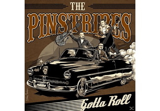 The Pinstripes - Gotta Roll [CD]