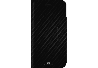 BLACK ROCK Flex-Carbon, Bookcover, iPhone 6/6s, Polyurethan, Schwarz