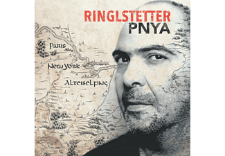 Ringlstetter - Paris, New York, Alteiselfing - (CD)