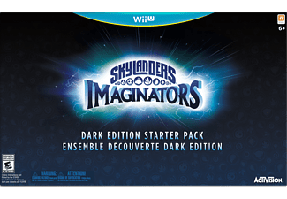 Skylanders Imaginators Dark Edition Starter pack Wii U