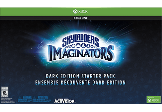 Skylanders Imaginators Dark Edition Starter Pack Xbox One