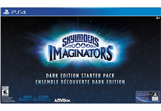 Skylanders Imaginators Dark Edition Starter Pack PS4
