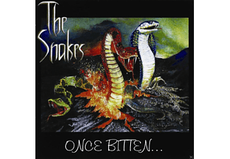 The Snakes - Once Bitten - (CD)