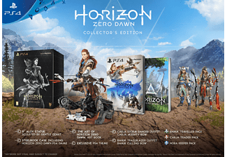 Horizon: Zero Dawn Collectors Edition PS4